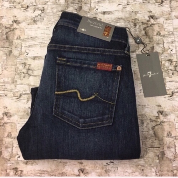 7 For All Mankind Denim - 7 for All Mankind Boot Cut Jeans